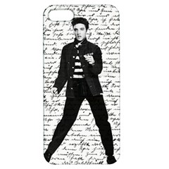 Elvis Apple iPhone 5 Hardshell Case with Stand