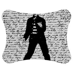 Elvis Jigsaw Puzzle Photo Stand (Bow)