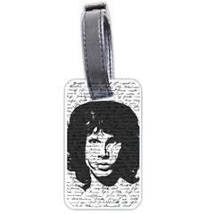 Morrison Luggage Tags (One Side)