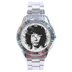 Morrison Stainless Steel Analogue Watch