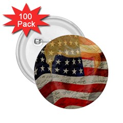 American president 2.25  Buttons (100 pack)