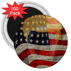 American president 3  Magnets (100 pack)