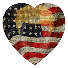American president Jigsaw Puzzle (Heart)