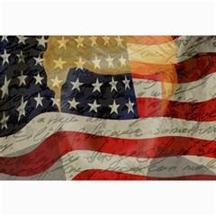 American president Canvas 20  x 30