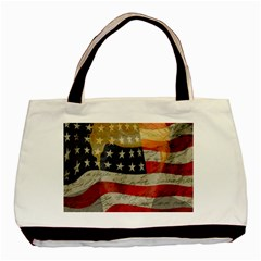 American president Basic Tote Bag (Two Sides)