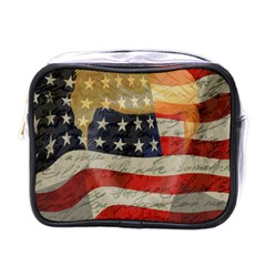 American president Mini Toiletries Bags