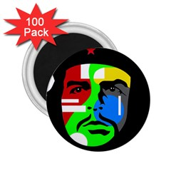 Che Guevara 2.25  Magnets (100 pack)