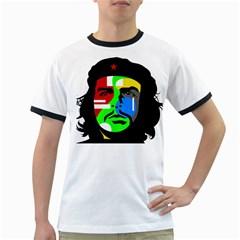 Che Guevara Ringer T-Shirts