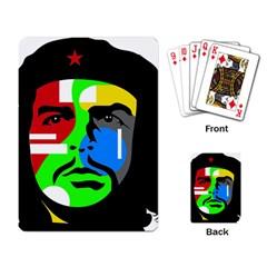 Che Guevara Playing Card