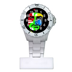 Che Guevara Plastic Nurses Watch