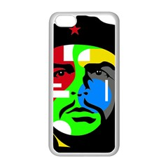 Che Guevara Apple iPhone 5C Seamless Case (White)