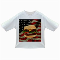 Hamburger Infant/Toddler T-Shirts