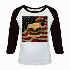 Hamburger Kids Baseball Jerseys
