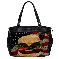 Hamburger Office Handbags