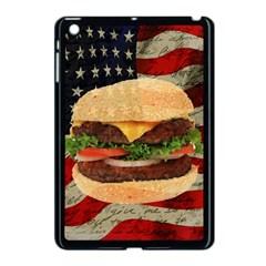 Hamburger Apple iPad Mini Case (Black)