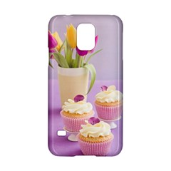 Decorated cupcakes Samsung Galaxy S5 Hardshell Case