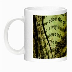 Kurt Cobain Night Luminous Mugs