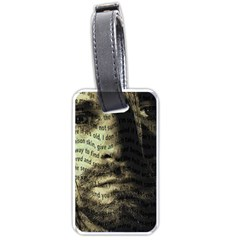 Kurt Cobain Luggage Tags (One Side)