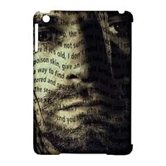 Kurt Cobain Apple Ipad Mini Hardshell Case (compatible With Smart Cover)
