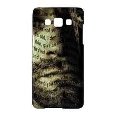 Kurt Cobain Samsung Galaxy A5 Hardshell Case