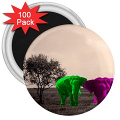 Africa  3  Magnets (100 pack)