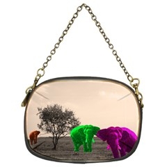 Africa  Chain Purses (Two Sides)