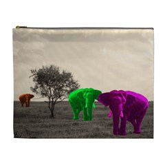 Africa  Cosmetic Bag (XL)