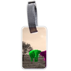 Africa  Luggage Tags (Two Sides)