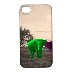 Africa  Apple iPhone 4/4S Hardshell Case with Stand