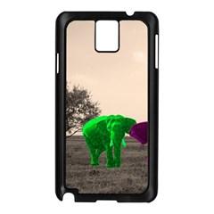 Africa  Samsung Galaxy Note 3 N9005 Case (Black)