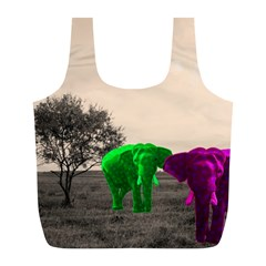 Africa  Full Print Recycle Bags (L)