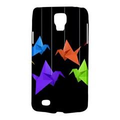 Paper cranes Galaxy S4 Active