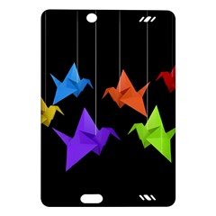 Paper cranes Amazon Kindle Fire HD (2013) Hardshell Case