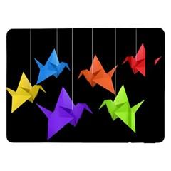 Paper cranes Samsung Galaxy Tab Pro 12.2  Flip Case