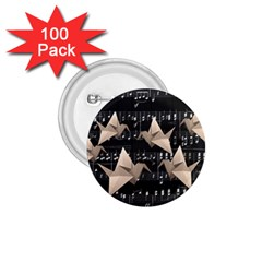 Paper cranes 1.75  Buttons (100 pack)