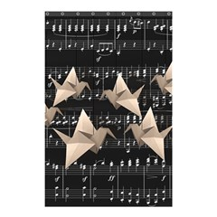 Paper cranes Shower Curtain 48  x 72  (Small)
