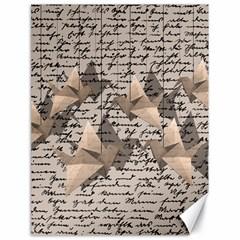 Paper cranes Canvas 18  x 24