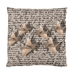 Paper cranes Standard Cushion Case (Two Sides)