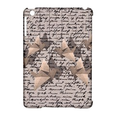 Paper cranes Apple iPad Mini Hardshell Case (Compatible with Smart Cover)