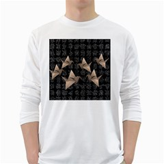 Paper cranes White Long Sleeve T-Shirts