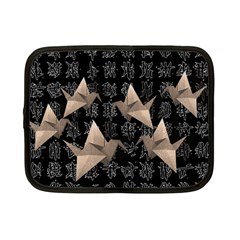 Paper cranes Netbook Case (Small)
