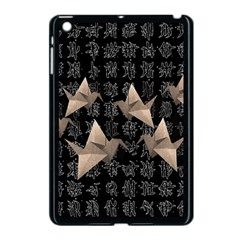 Paper cranes Apple iPad Mini Case (Black)