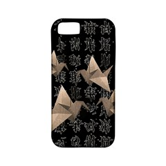Paper cranes Apple iPhone 5 Classic Hardshell Case (PC+Silicone)