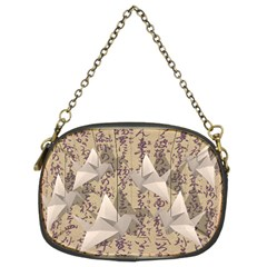 Paper cranes Chain Purses (Two Sides)