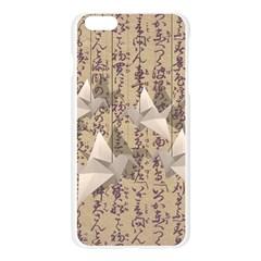 Paper cranes Apple Seamless iPhone 6 Plus/6S Plus Case (Transparent)