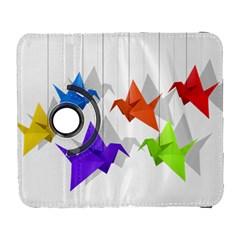 Paper cranes Galaxy S3 (Flip/Folio)