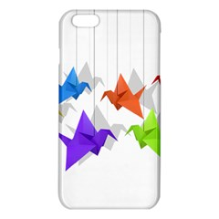 Paper cranes iPhone 6 Plus/6S Plus TPU Case