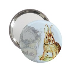 Rabbit  2.25  Handbag Mirrors