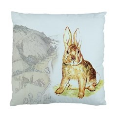 Rabbit  Standard Cushion Case (Two Sides)