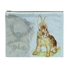 Rabbit  Cosmetic Bag (XL)
